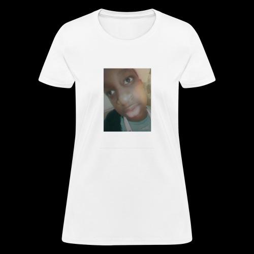 White Instant Photo - Women's T-Shirt