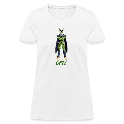 Cell Dragon Ball - Women's T-Shirt