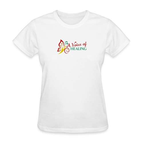 Butterfly Logo - Women's T-Shirt