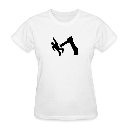 Robot Wins! - Women's T-Shirt