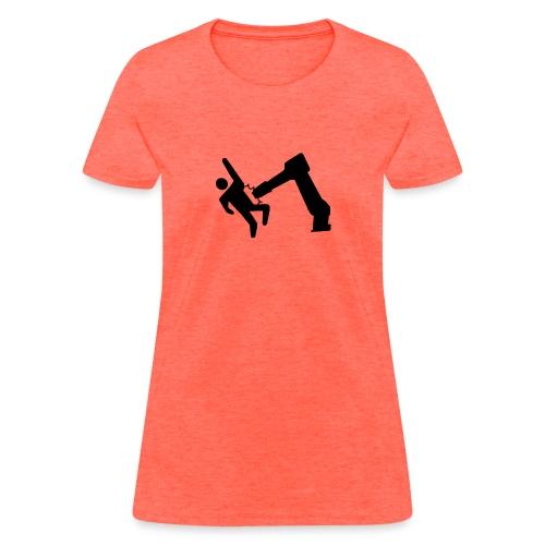 Robot Wins! - Women's T-Shirt