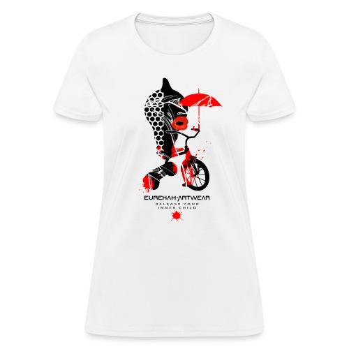 RELEASE YOUR INNER CHILD I - Women's T-Shirt