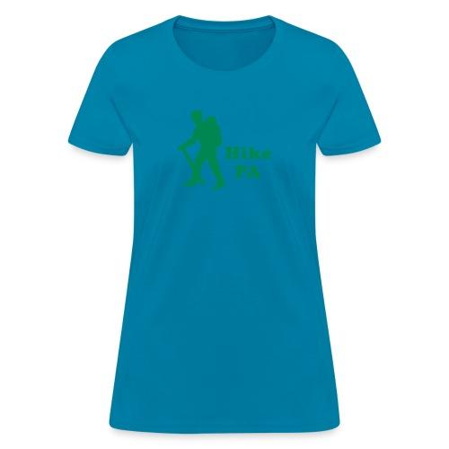 Hike PA Guy - Women's T-Shirt