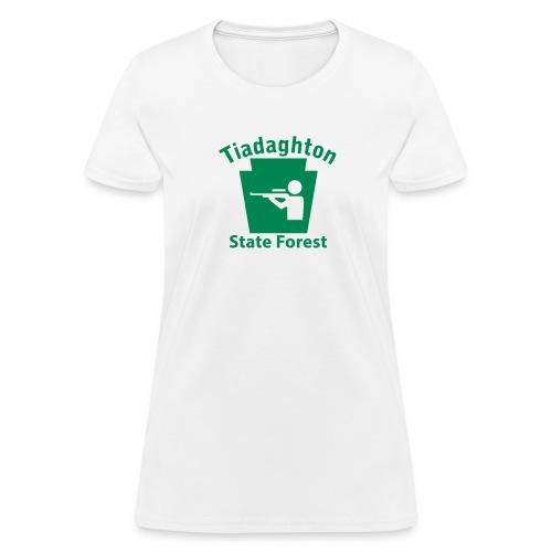 Tiadaghton State Forest Hunting Keystone PA - Women's T-Shirt