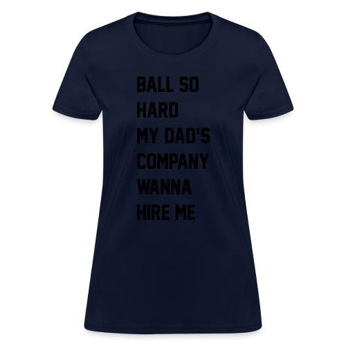 ni__asinparis - Women's T-Shirt