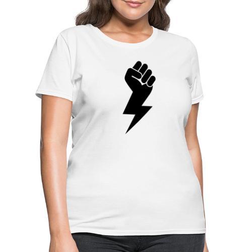Power Fist - Women's T-Shirt