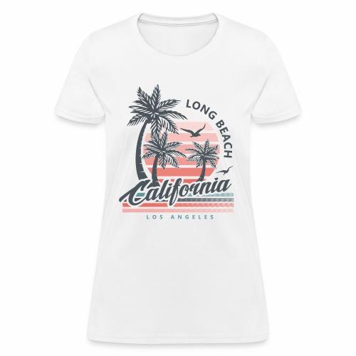 Long Beach CA - Women's T-Shirt