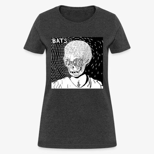 BATS TRUTHLESS DESIGN BY HAMZART - Women's T-Shirt