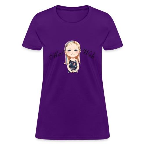 Mallory Chibi png - Women's T-Shirt