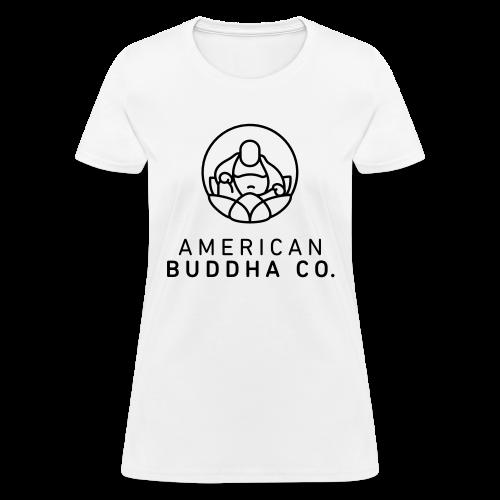 AMERICAN BUDDHA CO. ORIGINAL - Women's T-Shirt