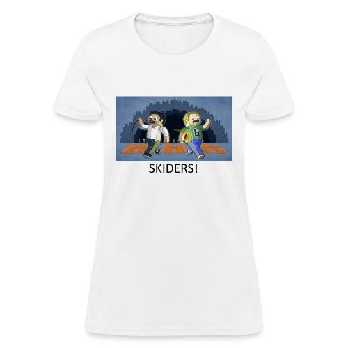 benskidersblack - Women's T-Shirt