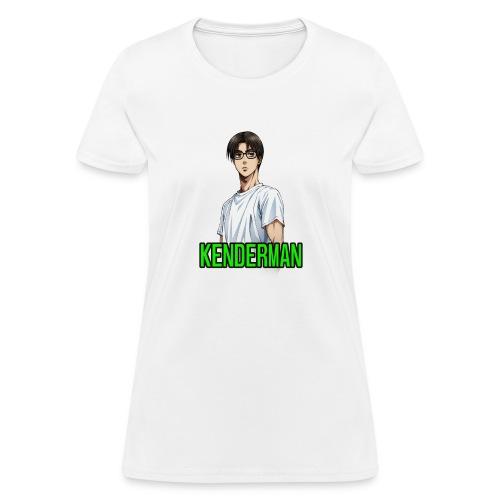 Kenderman manga style merch - Women's T-Shirt