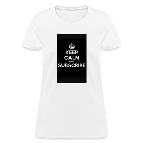 Keep calm merch - Women's T-Shirt
