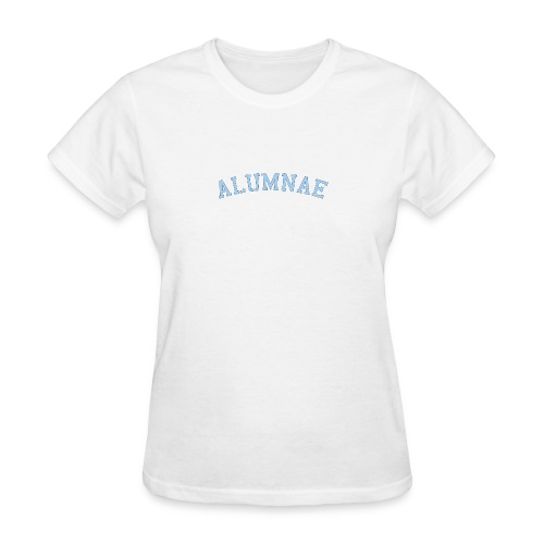 spelmanAlumnae6 - Women's T-Shirt