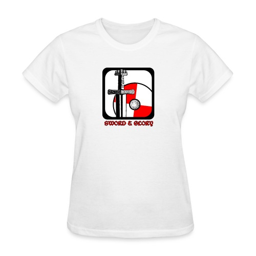 Sword & Glory - Women's T-Shirt
