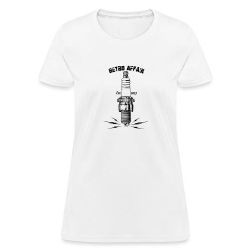 Retro Spark - Women's T-Shirt