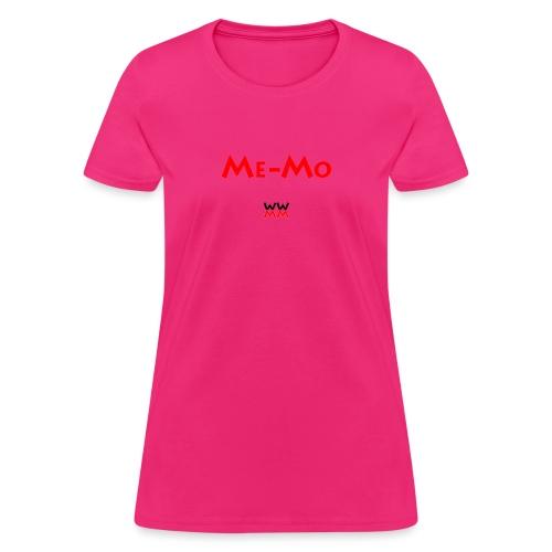 Me Mo - Women's T-Shirt