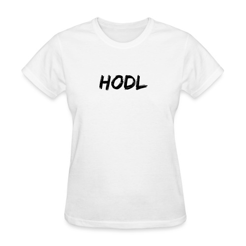 HODL - Women's T-Shirt