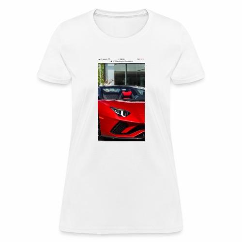Lambogina - Women's T-Shirt