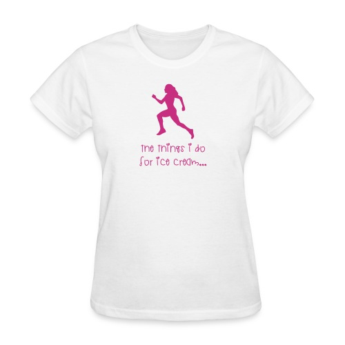 icecream - Women's T-Shirt