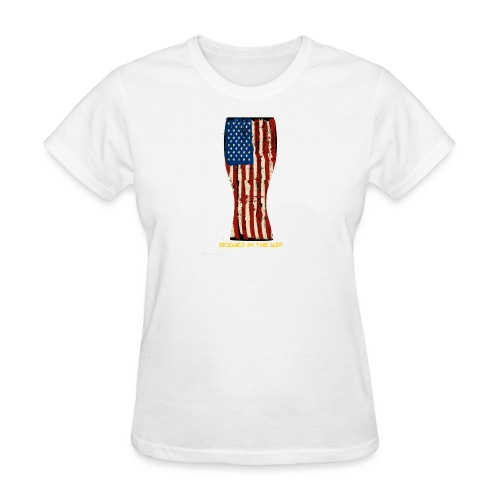 Brewed In The USA - Women's T-Shirt