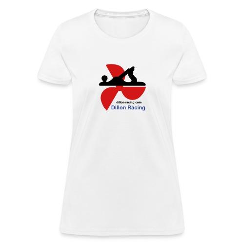 Logo Sticker - Women's T-Shirt