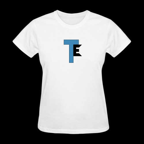 The Second Team Exelfiny Logo - Women's T-Shirt