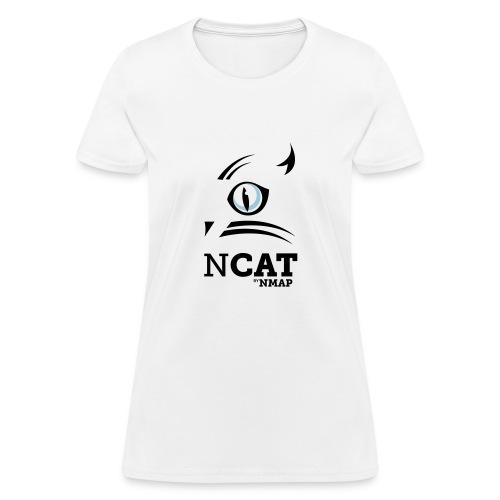 nmap ncat - Women's T-Shirt