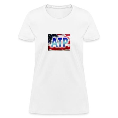 ATPFlagTee - Women's T-Shirt