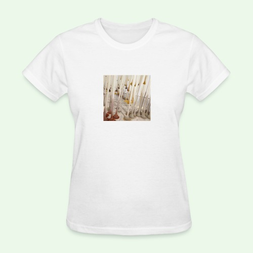 Piling Over - Women's T-Shirt