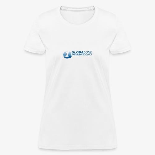 GLOBAL ONE INC. AGENCY - Women's T-Shirt
