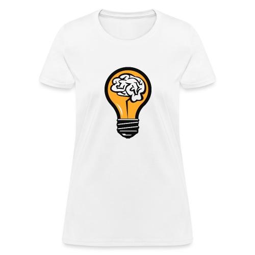 The Awkward One Logo - Women's T-Shirt