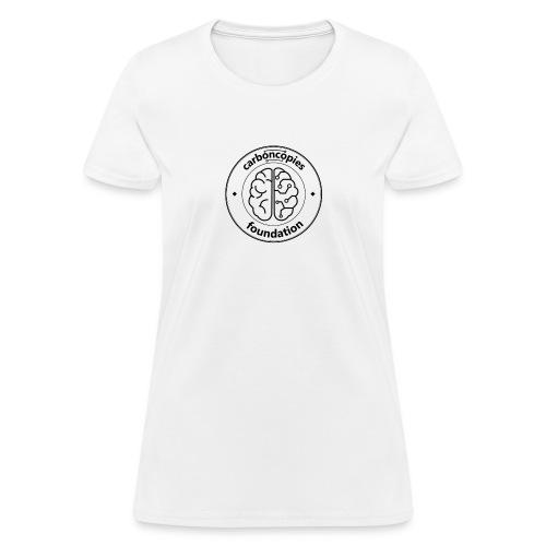 Carboncopies Seal Logo - Women's T-Shirt