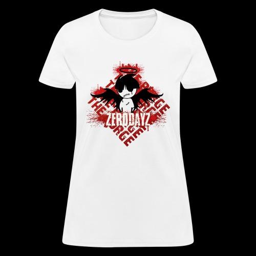 Emo Angel - Women's T-Shirt