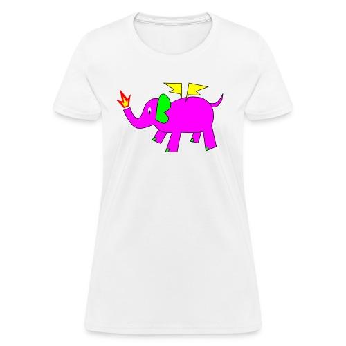 elefunk - Women's T-Shirt
