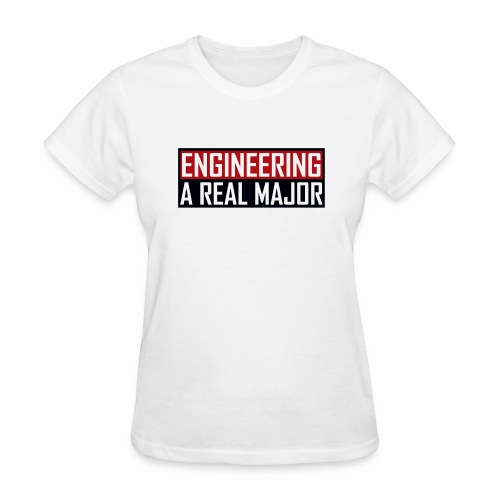 Engineering T-Shirts and Apparel - Women's T-Shirt
