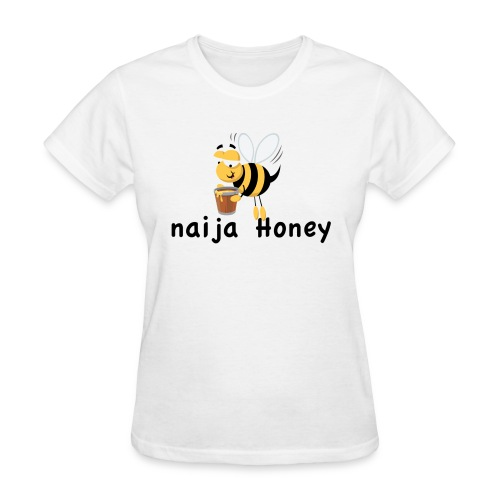 naija honey... - Women's T-Shirt