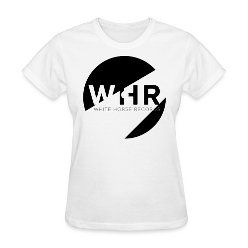White Horse Records Logo - Women's T-Shirt