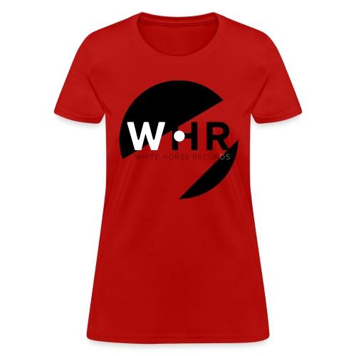 White Horse Records Logo - Women's T-Shirt