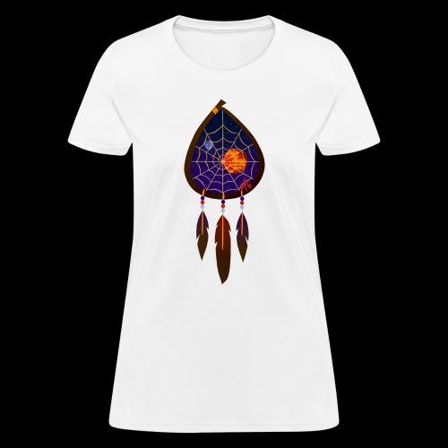 Dreamcatcher Space Inspiring 2 - Women's T-Shirt