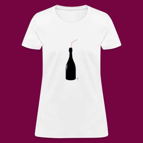 Classy Champagne - Women's T-Shirt