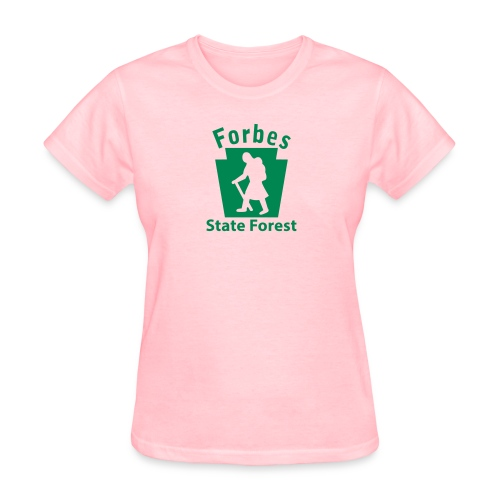 Forbes State Forest Keystone Hiker female - Women's T-Shirt