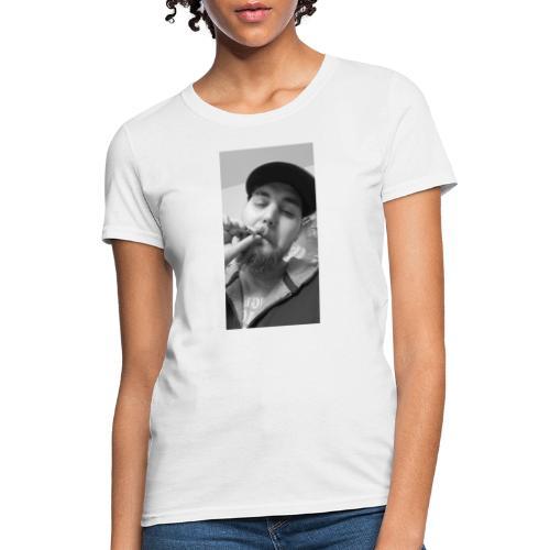 Turupxprime Hoots black n white merch line. - Women's T-Shirt
