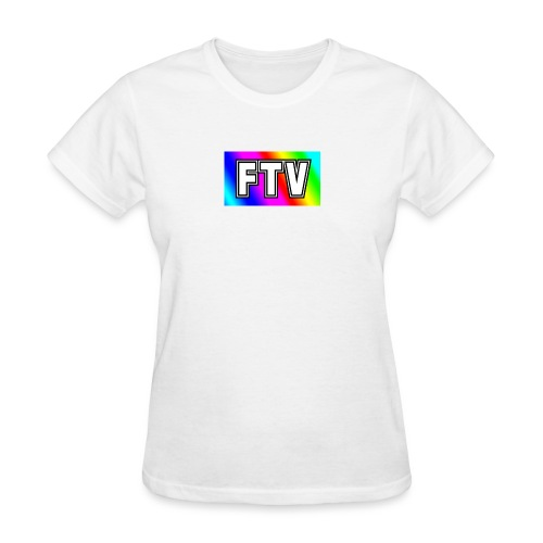Rainbow white version - Women's T-Shirt