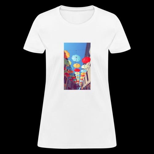 139357EB 02AB 4932 97DC FB71E36DE68A - Women's T-Shirt