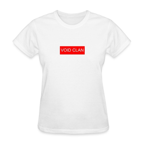 VOID BOX LOGO - Women's T-Shirt