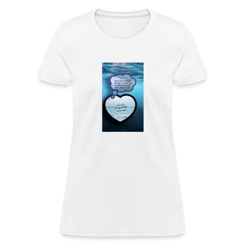 BE364B87 9017 4A6F A1EC 875C64606E29 - Women's T-Shirt