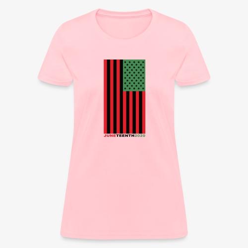 juneteenth003 - Women's T-Shirt