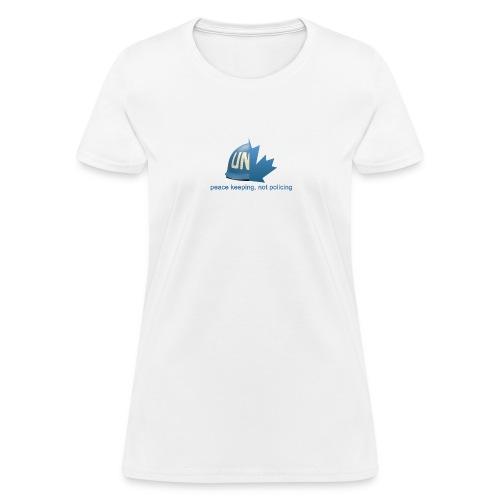 Canadian Peacekeeping - Women's T-Shirt