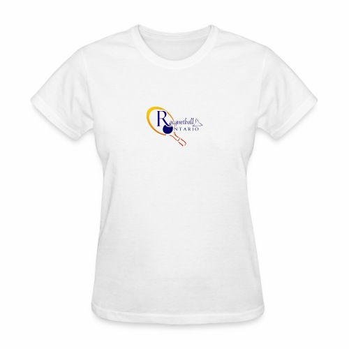 Racquetball Ontario branded products - Women's T-Shirt